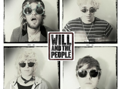 WILL AND THE PEOPLE chez vous pour un concert en appartement