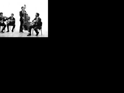 Orchestre JAZZ MANOUCHE QUARTET pour mariage, cocktail
