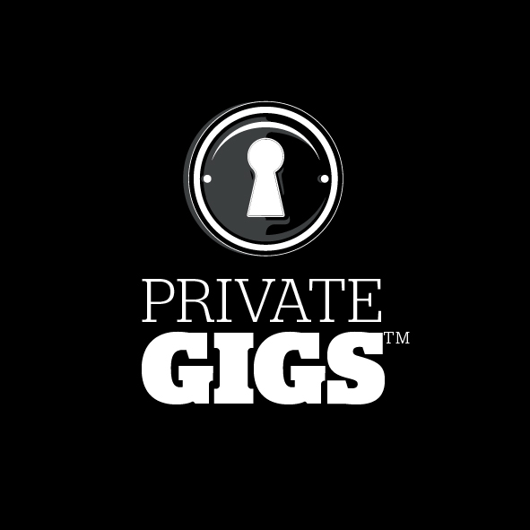 PRIVATE GIGS® - concerts privés sur mesure