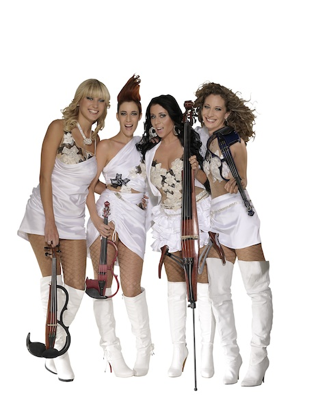 The Exclusive Strings group white 2